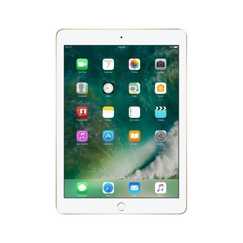 Apple iPad 32GB WiFi, gold