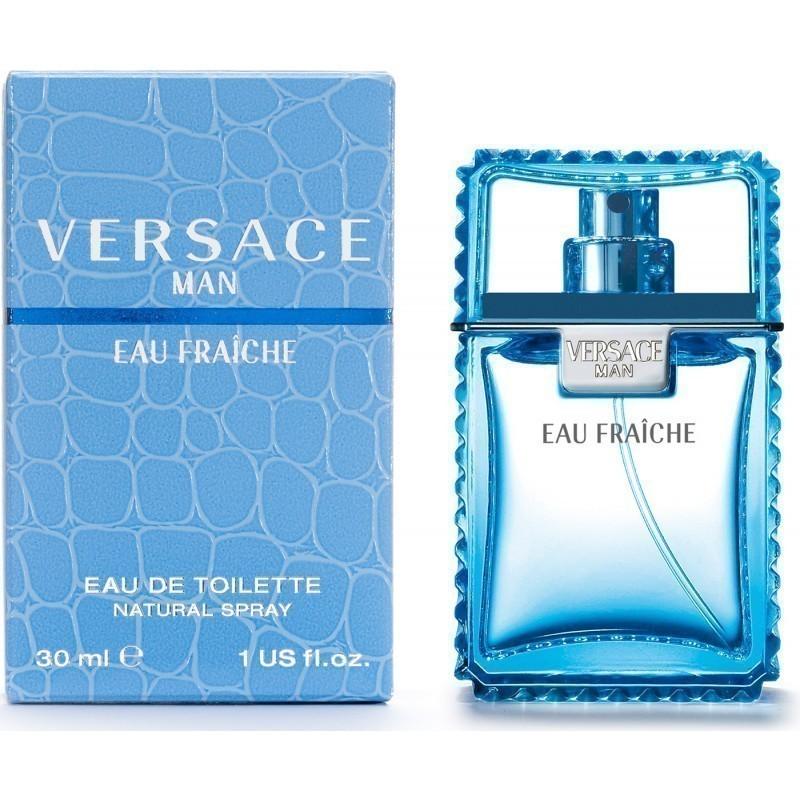 Versace Man Eau Fraiche Pour Homme Eau de Toilette 30ml