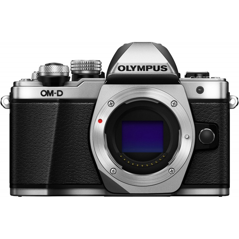 Olympus OM-D E-M10 Mark II + 14-42mm II R Kit, silver