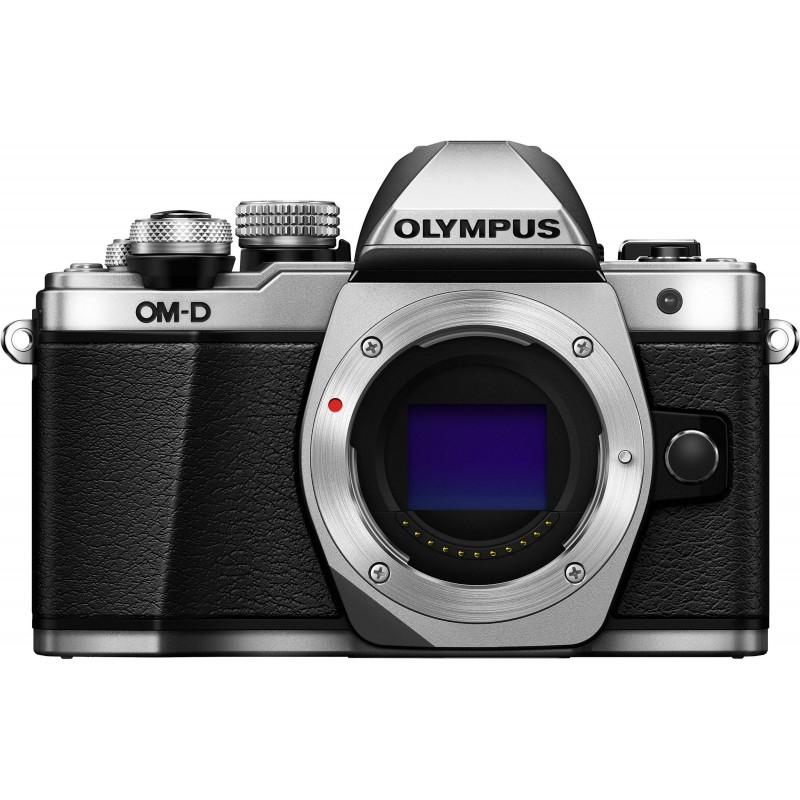 Olympus OM-D E-M10 Mark II + 14-42mm II R Kit, silver