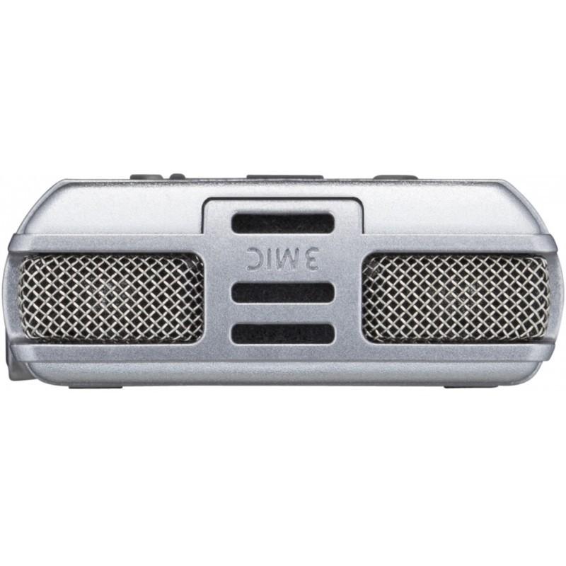 Olympus digital recorder DM-720, silver