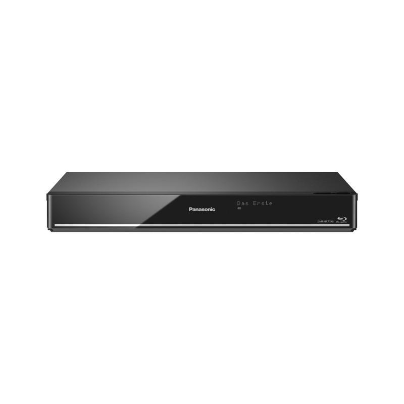 Panasonic DMR-BCT750EG Recorder Windows