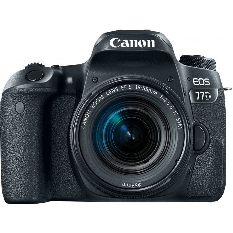 Canon EOS 77D + 18-55 мм IS STM Kit