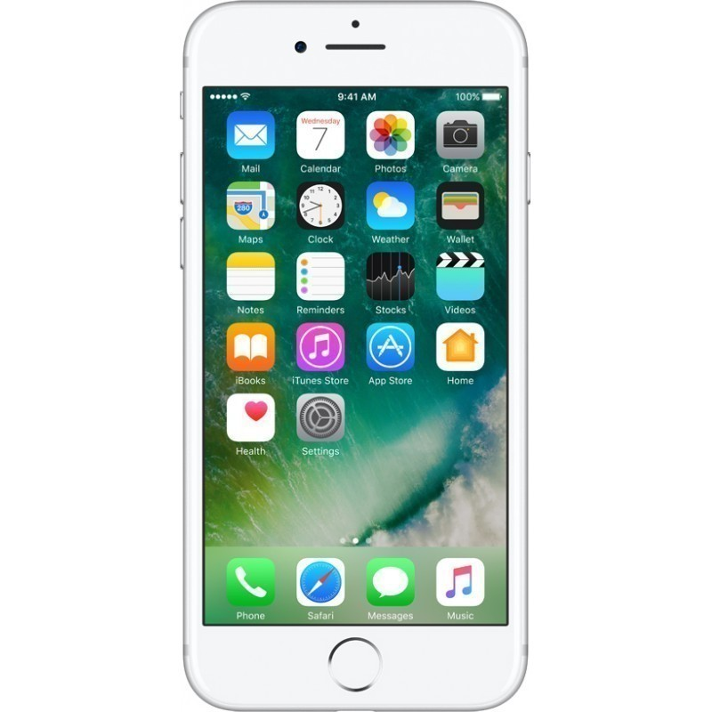 Apple iPhone 7 128GB, silver