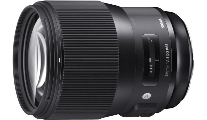 Sigma 135mm f/1.8 DG HSM Art objektiiv Nikonile