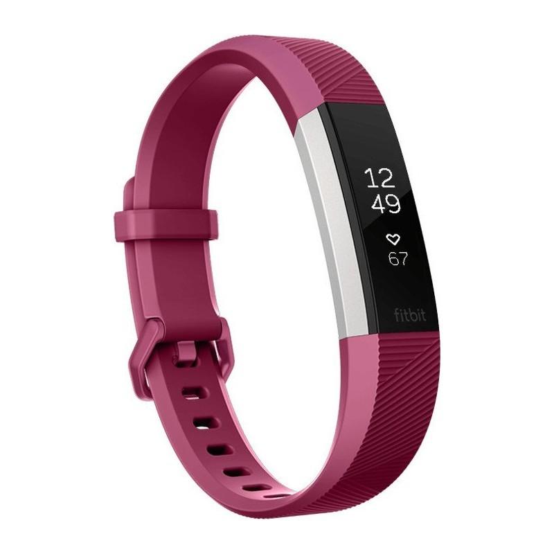 Fitbit трекер активности Alta HR L, розовый
