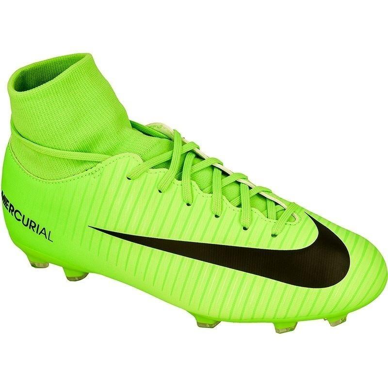 low priced c9f47 ca4fe Football shoes for kids Nike Mercurial Victory VI DF FG Jr 903600-303