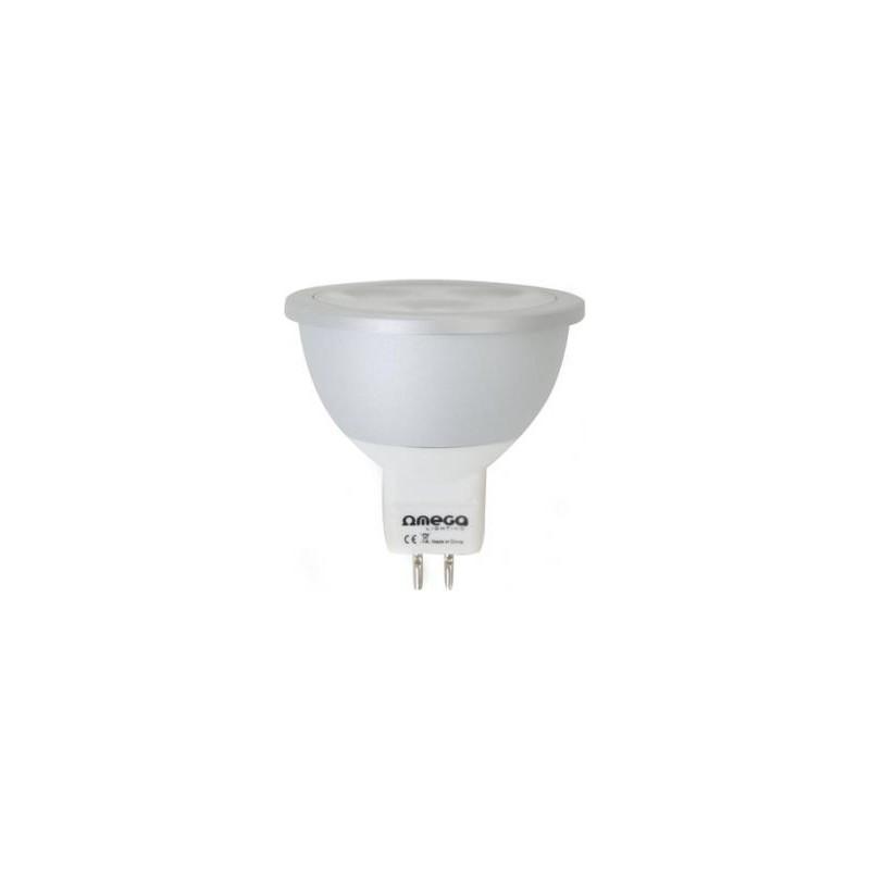 Omega LED lamp GU5.3 5W 6000K (43542) - LED lamps - Photopoint
