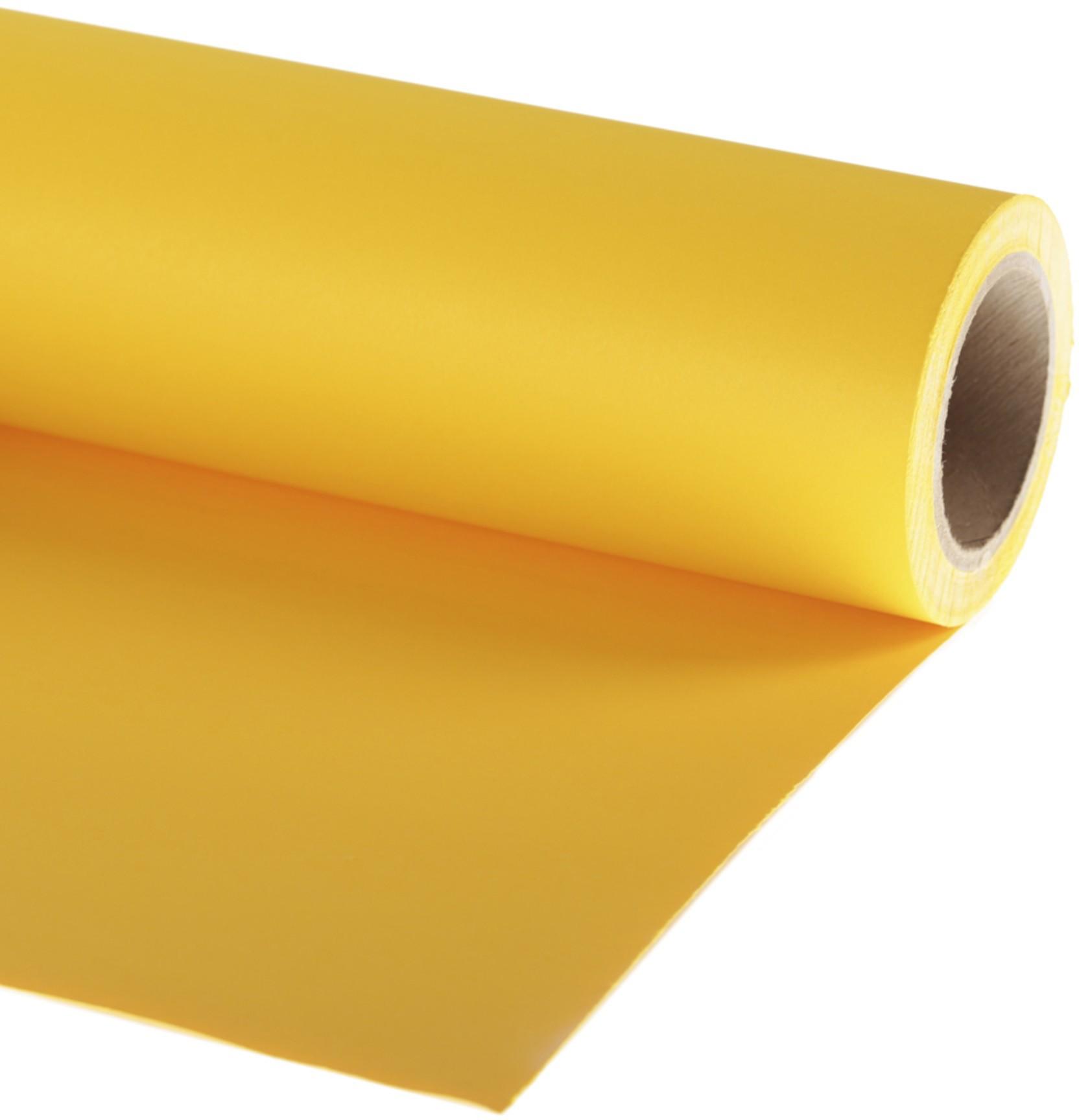 Lastolite paberfoon 2,75x11m, yellow (9071)