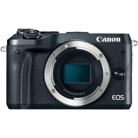 Canon EOS M6 korpuss, melns