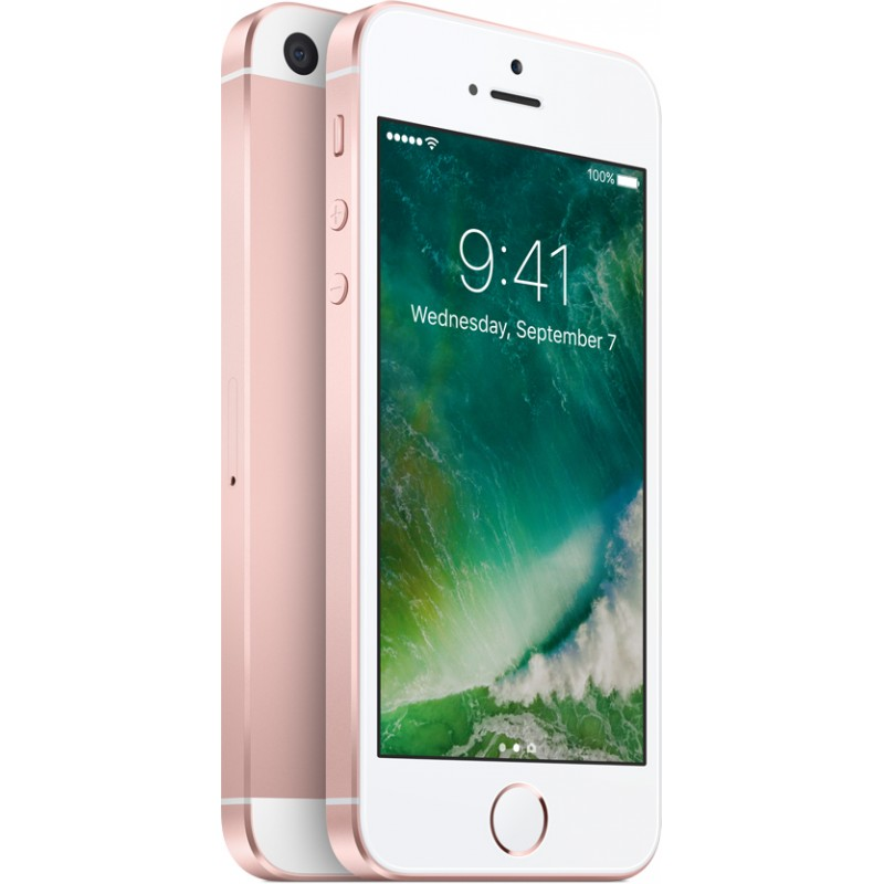 apple iphone se 32gb rose gold smartphones photopoint. Black Bedroom Furniture Sets. Home Design Ideas
