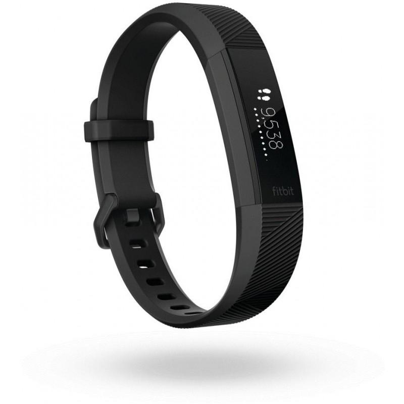Fitbit трекер активности Alta HR S, черный/gunmetal