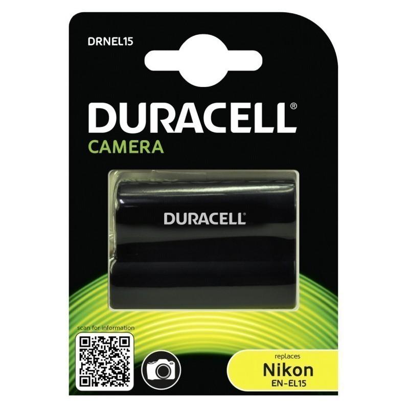 Duracell battery Nikon EN-EL15 1600mAh