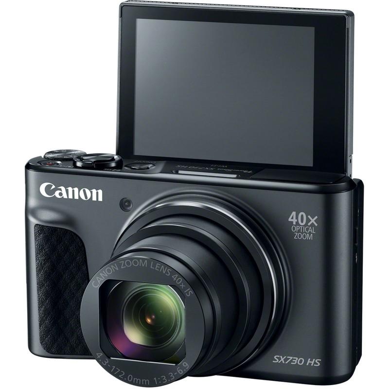 Canon Powershot SX730 HS, black