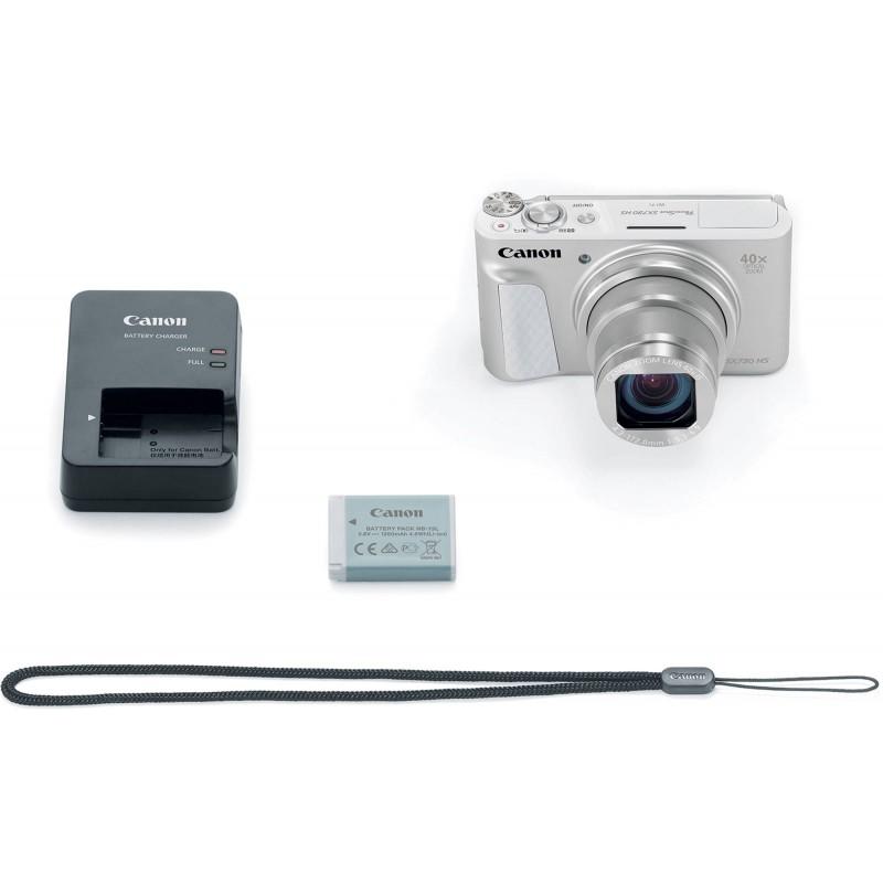 Canon Powershot SX730 HS, silver