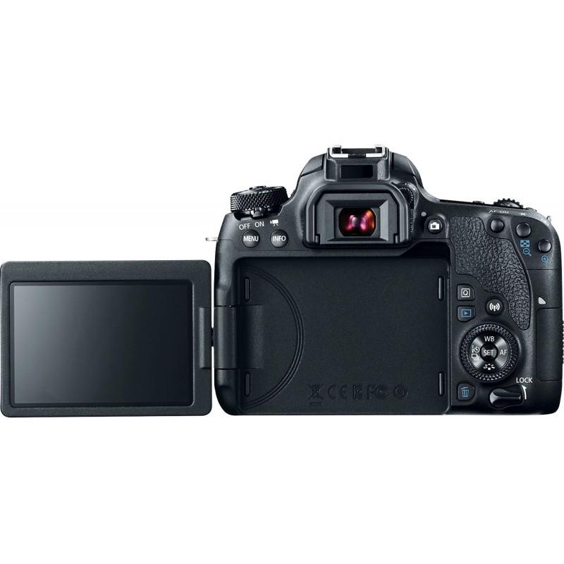 Canon EOS 77D + Tamron 16-300mm VC PZD