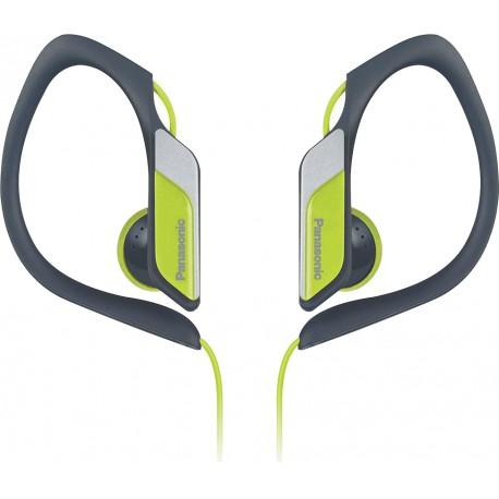 Panasonic earphones RP-HS34E-Y, yellow