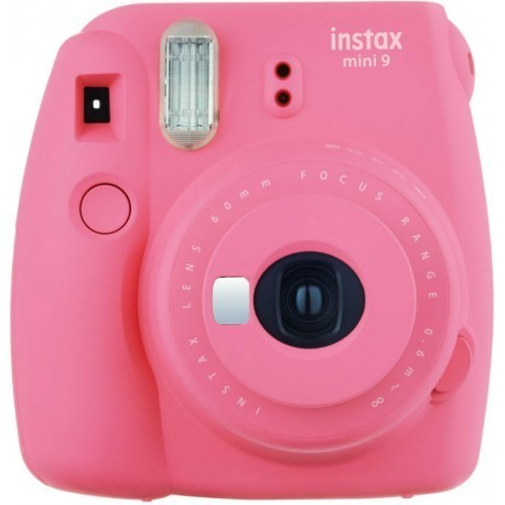 Fujifilm Instax Mini 9, flamingo rose