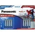 Panasonic patarei LR03EGE/8B (4+4 tk)
