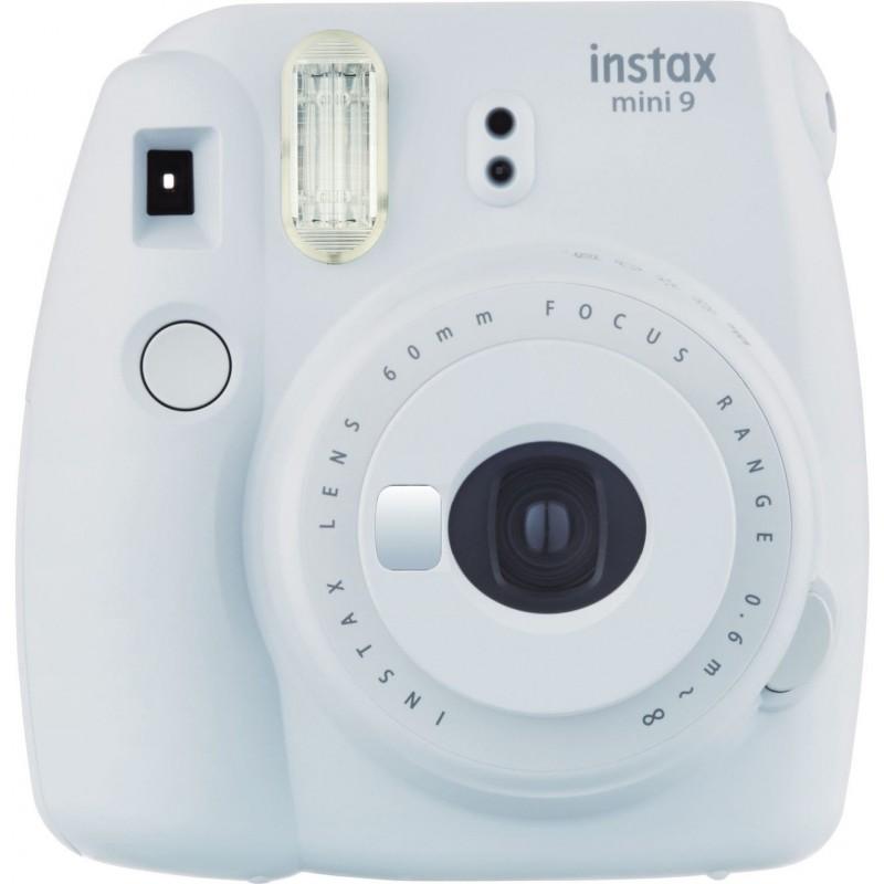 Fujifilm Instax Mini 9, smoky white + Instax Mini paber