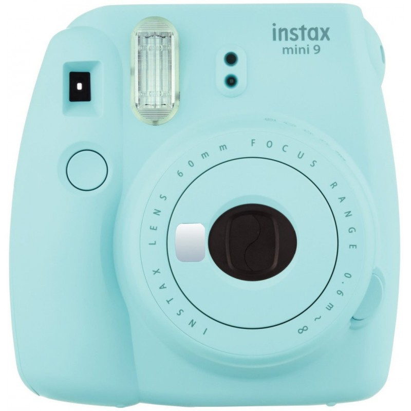 Fujifilm Instax Mini 9, ice blue + Instax Mini paber