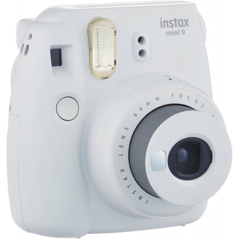 Fujifilm Instax Mini 9, smoky white + Instax Mini paper