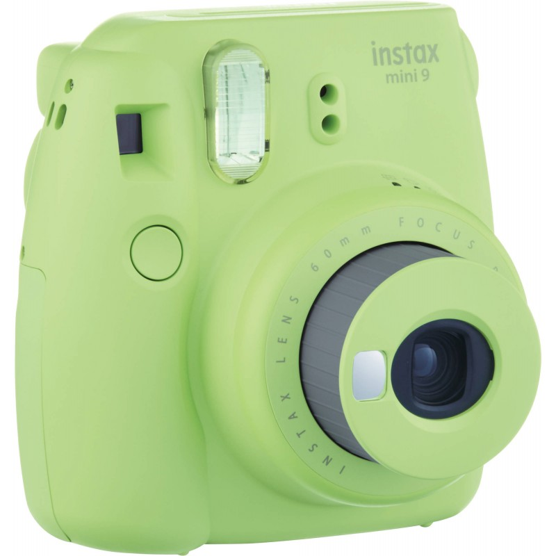 Fujifilm Instax Mini 9, lime green