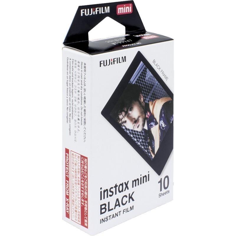 Fujifilm Instax Mini 1x10 Black Frame