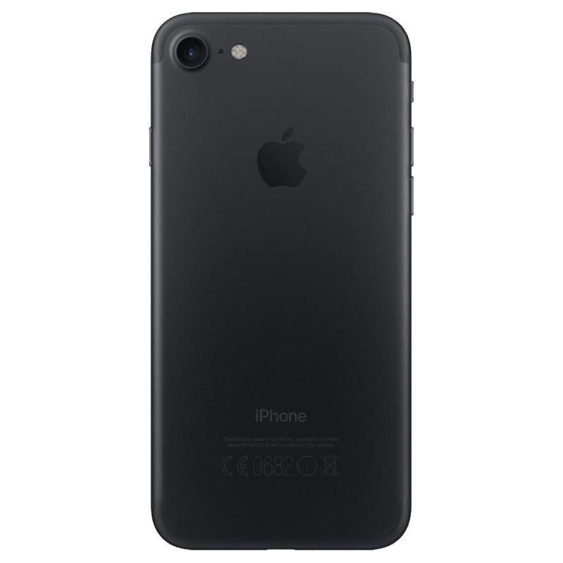 apple iphone 7 256gb black smartphones photopoint. Black Bedroom Furniture Sets. Home Design Ideas