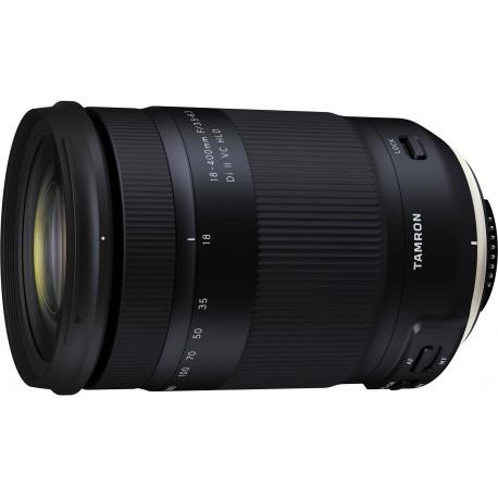 Tamron 18-400mm f/3.5-6.3 Di II VC HLD objektīvs priekš Nikon