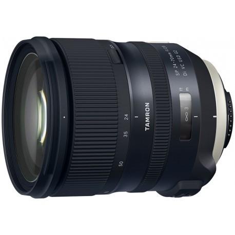 Tamron SP 24-70mm f/2.8 Di VC USD G2 objektiiv Nikonile