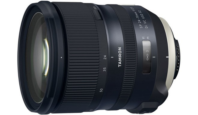 Tamron SP 24-70mm f/2.8 Di VC USD G2 объектив для Nikon
