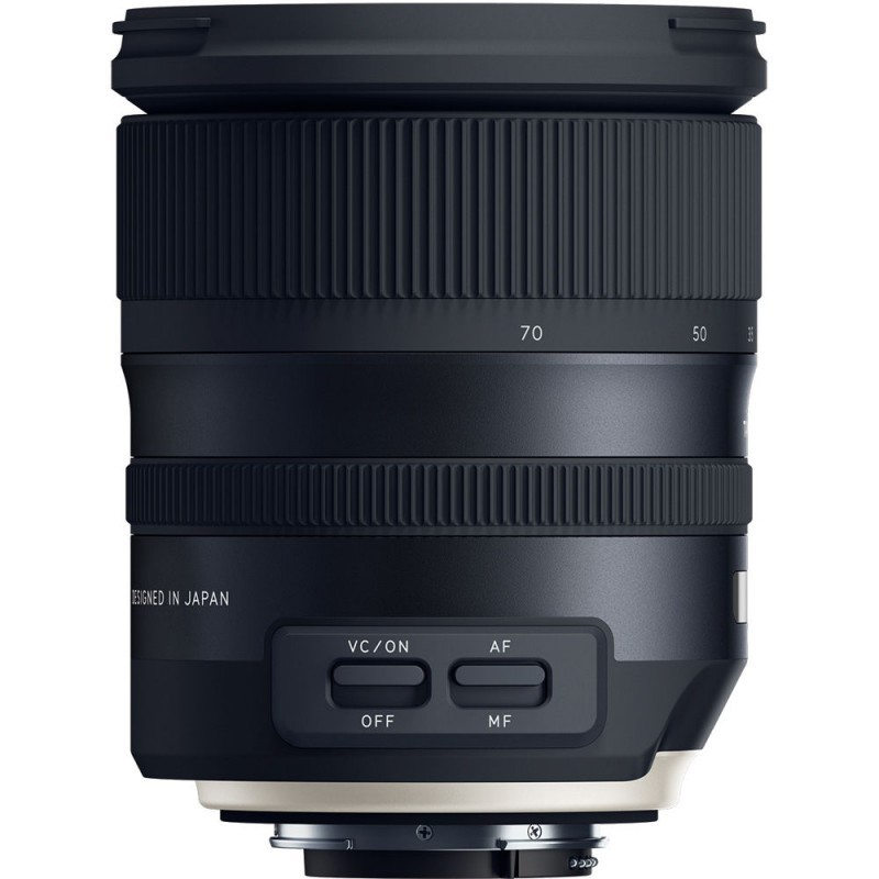 Tamron SP 24-70mm f/2.8 Di VC USD G2 lens for Nikon