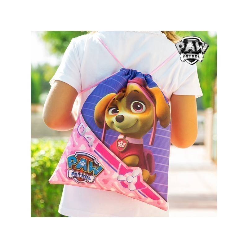 Paw Patrol Nursery Bag Pink
