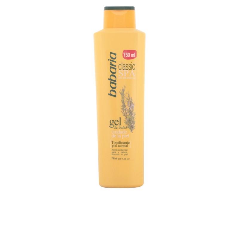 CLASSIC SPA gel de baño tonificante 750 ml - Shower gels ...