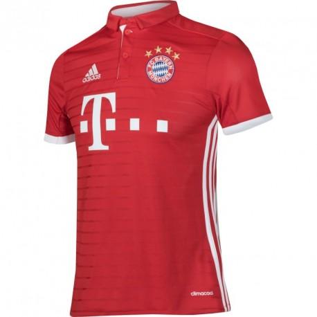 Football shirt for kids adidas FC Bayern Monachium Lewandowski Home Junior  AI0055 614cbb76d00e5
