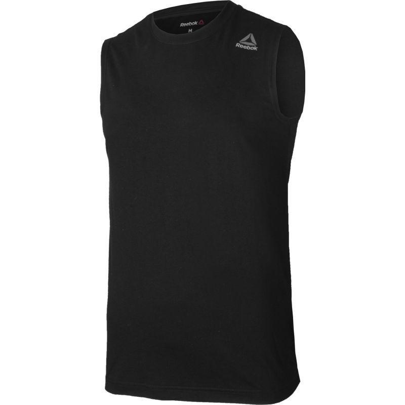 6d77dafee7e23 Men s training shirt Reebok Elements Sleeveless Tee M BK3348 ...