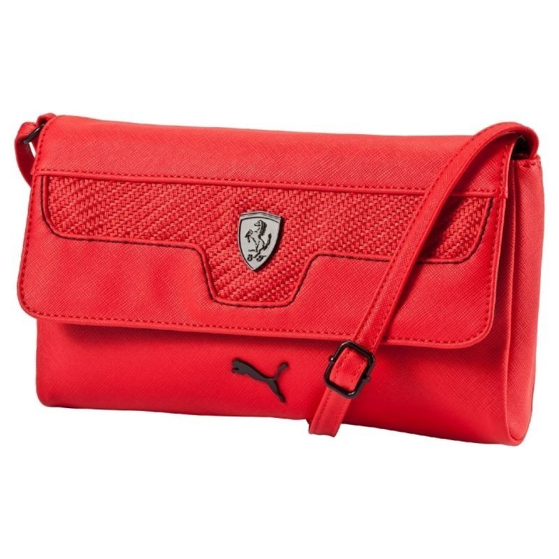 e9d3a9f9179d Bag Puma Ferrari LS Small Satchel 07420602 - Sports bags - Photopoint