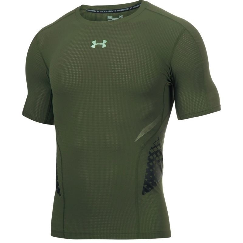 4b186bb274 Compression Shirt for men Under Armour HeatGear® Armour Zone M 1289555-330