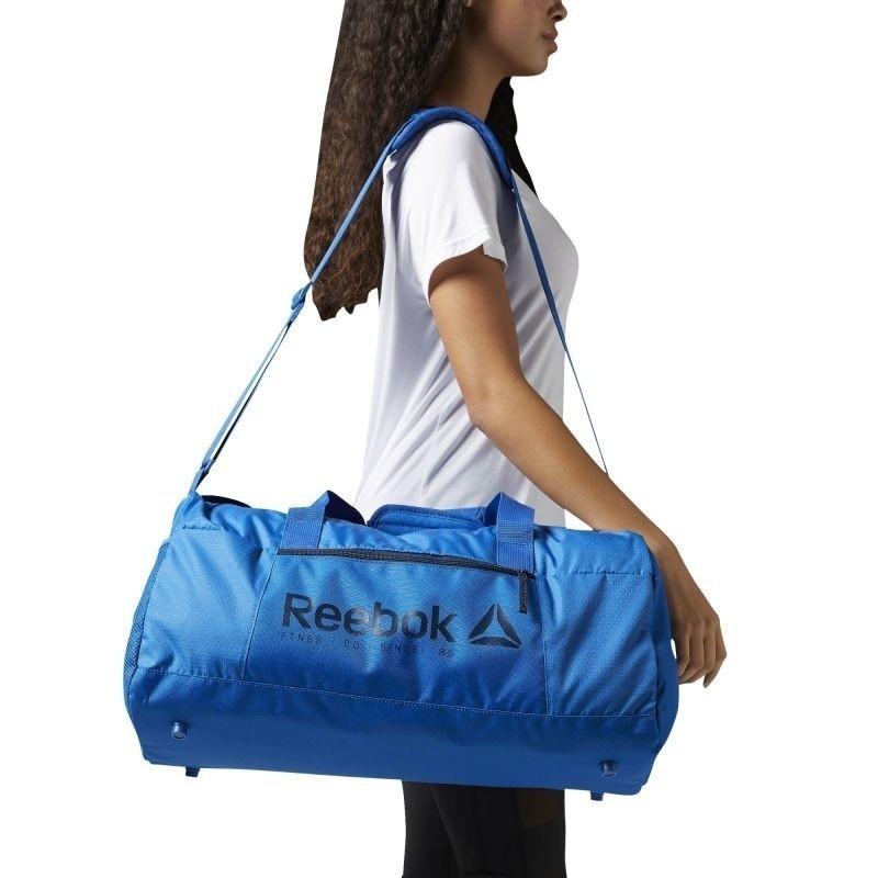 Sports bag Reebok Foundation Medium Grip Duffle Bag M BK6000 ... 584caf4c8ffff