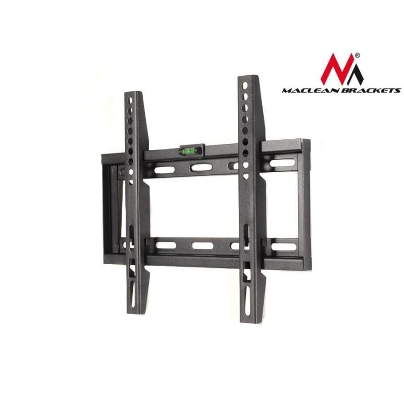 maclean mc649 slim wall mounted tv bracket