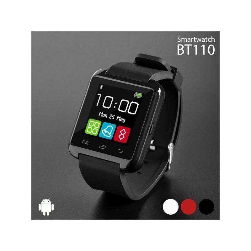 Smartwatch BT110 Audiofunktsiooniga Nutikell (Must ...