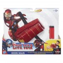 Nerf Marvel Avengers toy gun with loads Iron Man