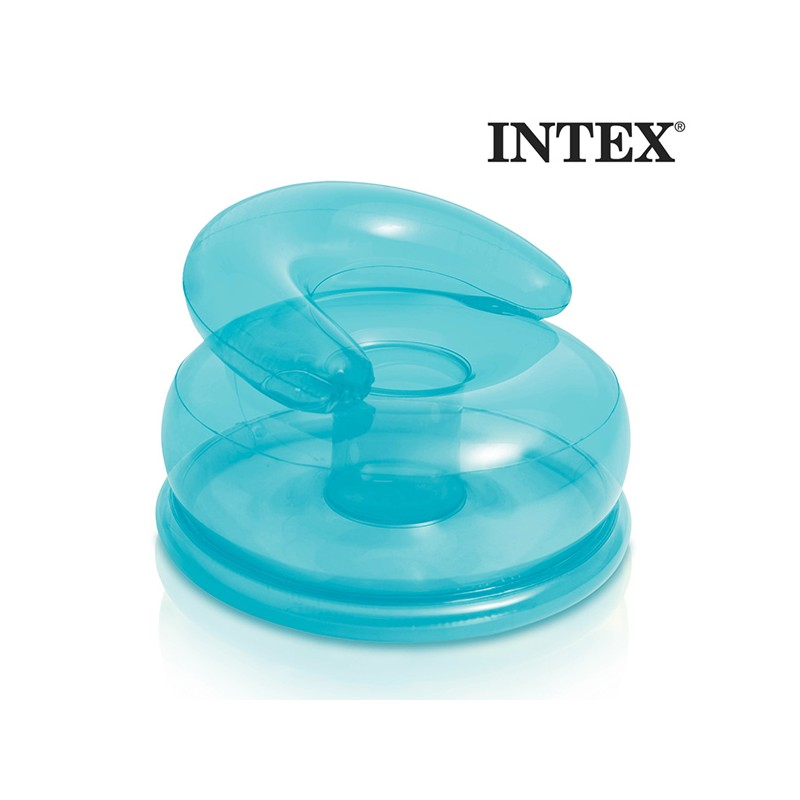 Children S Inflatable Armchair Intex Turquoise Other