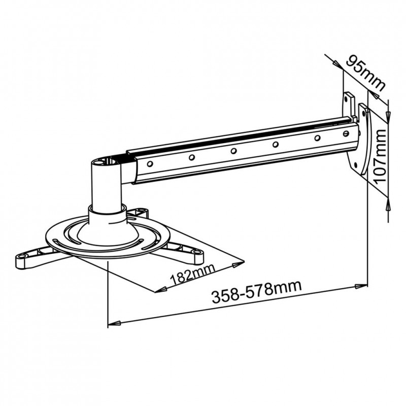 Projector Wiring Diagram