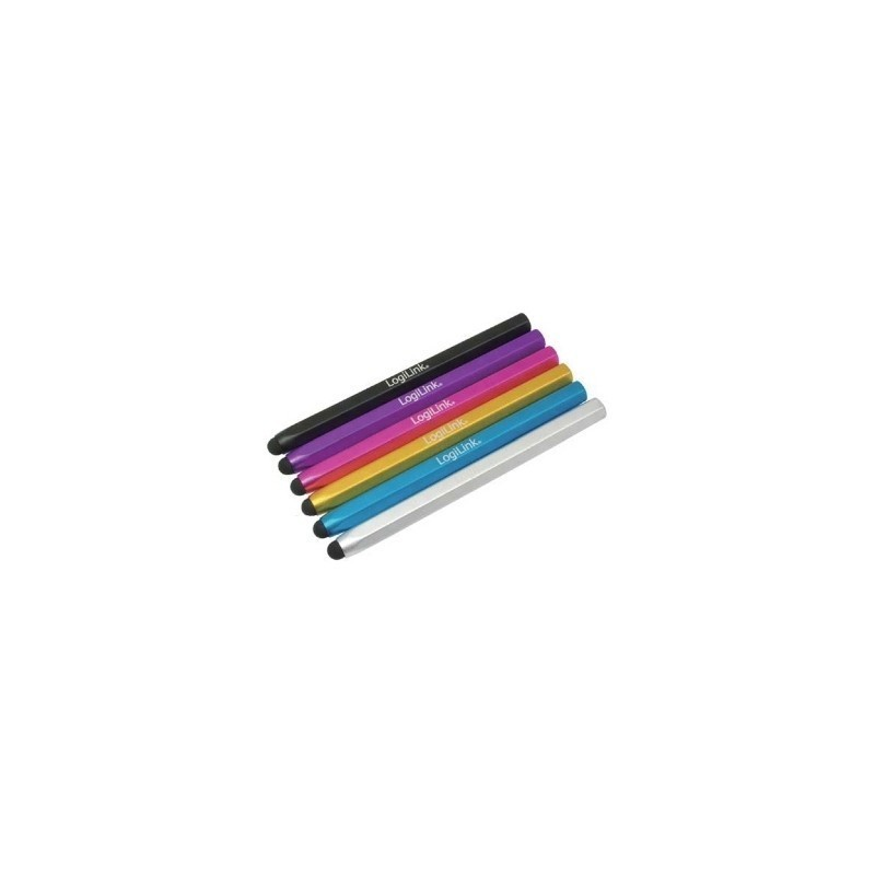 LOGILINK - Stylus for touch screens, black