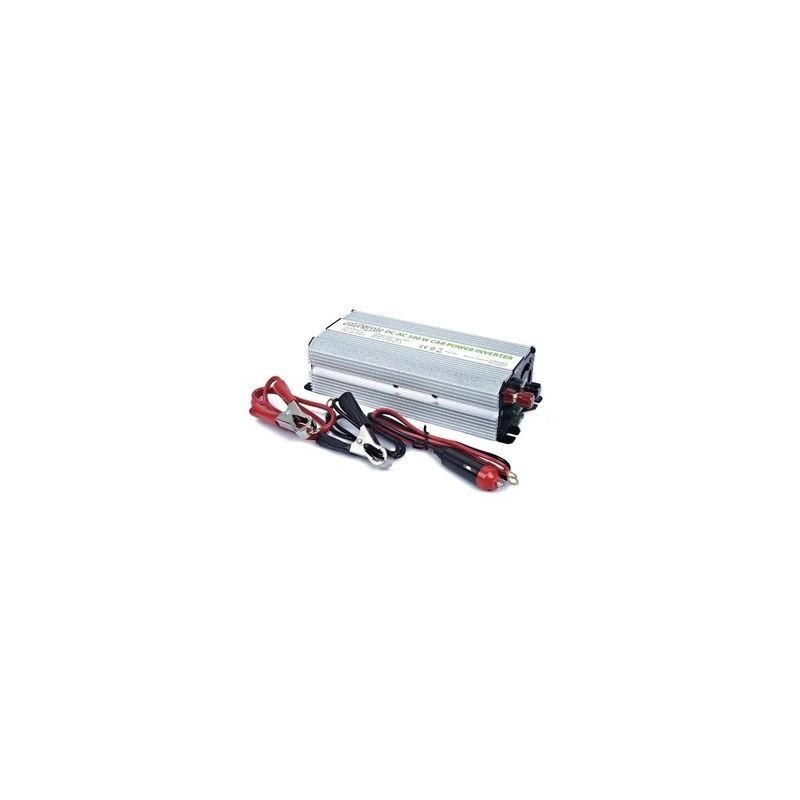 EnerGenie DC-AC 12 V Car power inverter, 500 W