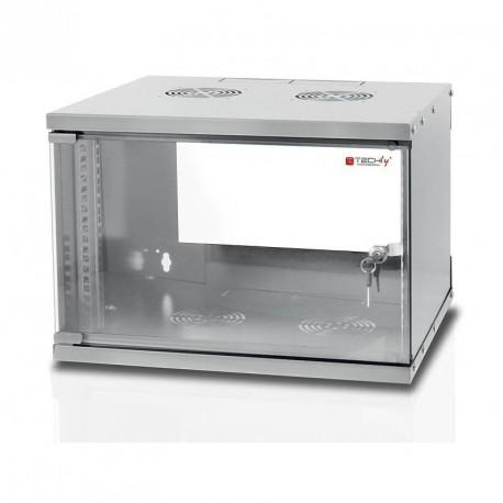 Servers lanberg hp linkbasic dell lenovo fujitsu siemens techlypro wallmount cabinet eco 19 6u450 mm glass door assembled grey planetlyrics Gallery