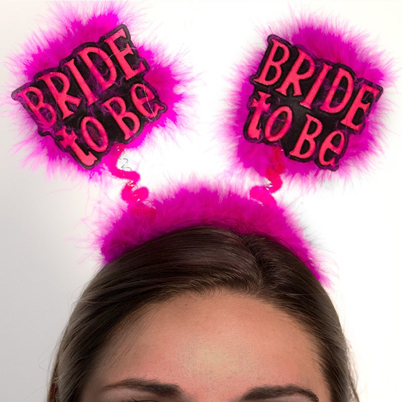Bride to Be Headband - Photopoint b8dedf054bc
