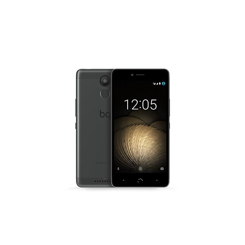 BQ Aquaris U Plus 16GB, black/grey
